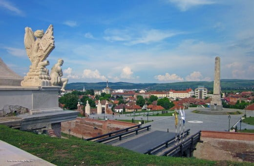 Alba Iulia – a City of Historic Immortality!