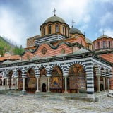 Day 2: Boyana church & day trip to the Rila monastery