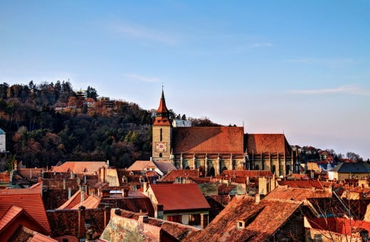 Brasov - rich history in the heart of Romania