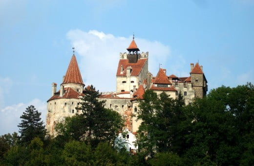 Citadels of Transylvania & UNESCO painted monasteries