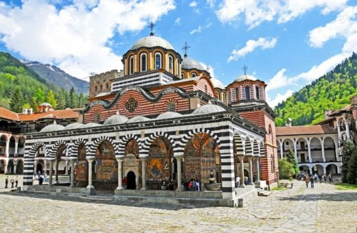 Two UNESCO sites in one day: Boyana church and Rila Monastery