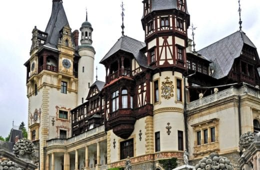 3 Transylvanian castles in one day